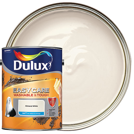 Dulux Easycare Washable & Tough - Almond White