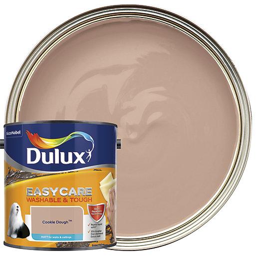 Dulux Easycare Washable & Tough - Cookie Dough