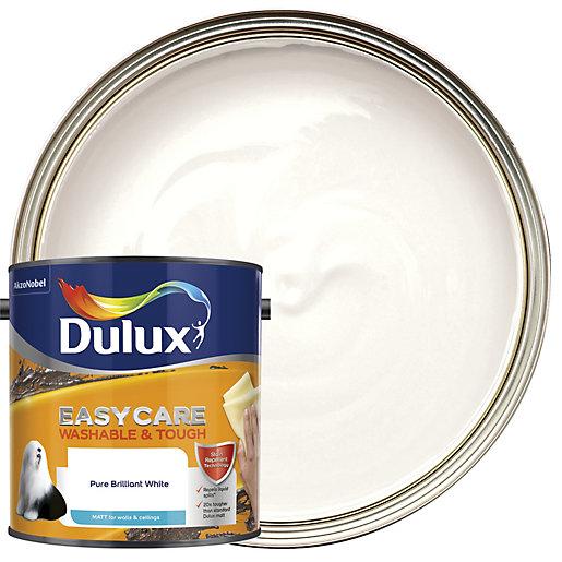 Dulux Easycare Washable & Tough - Pure Brilliant
