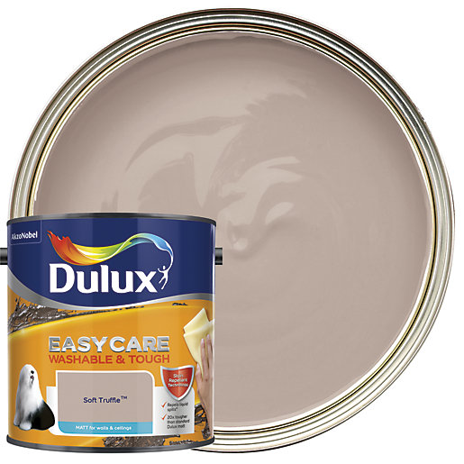 Dulux Easycare Washable & Tough - Soft Truffle