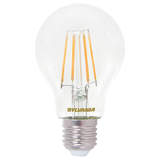 Sylvania LED Filament E27 GLS Bulb - 7W