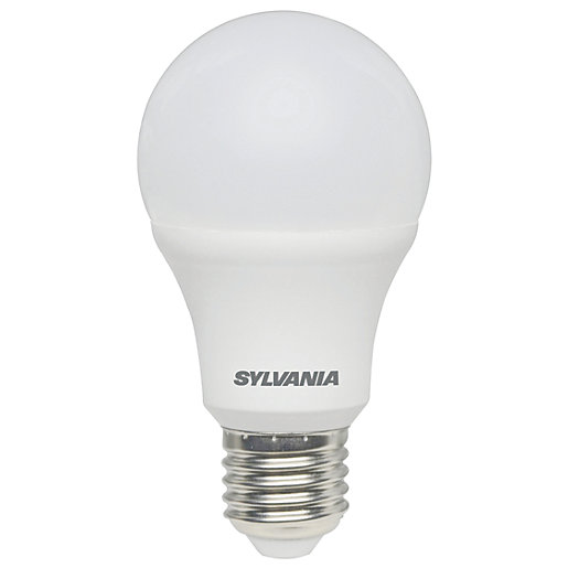 Sylvania LED GLS Non Dimmable Frosted E27 Light