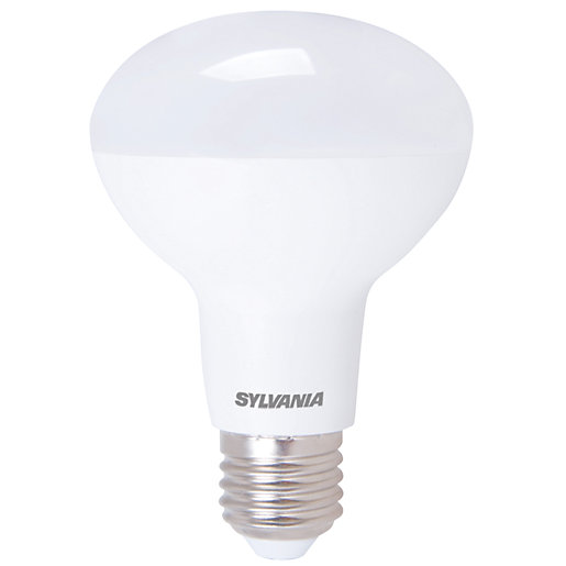 Sylvania LED Non Dimmable Frosted R80 Reflector E27