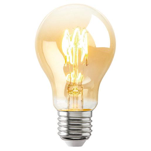 Sylvania LED Non Dimmable Gold Filament GLS E27
