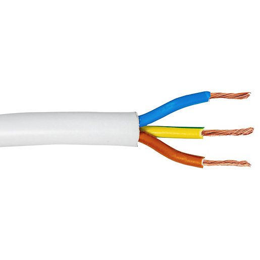 3 Core Heat Resistant Flexible Cable 0.75mm² 3093Y