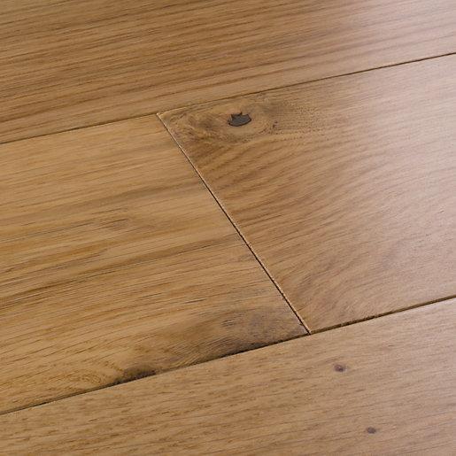 Style American Light Oak Engineered Wood Flooring -