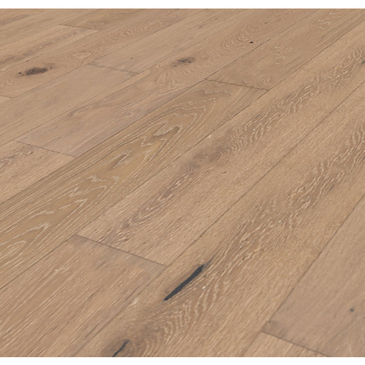 W by Woodpecker City Oak Engineered Wood Flooring