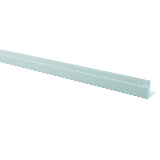 Wickes PVCu External Bottom Edge Cladding Trim -
