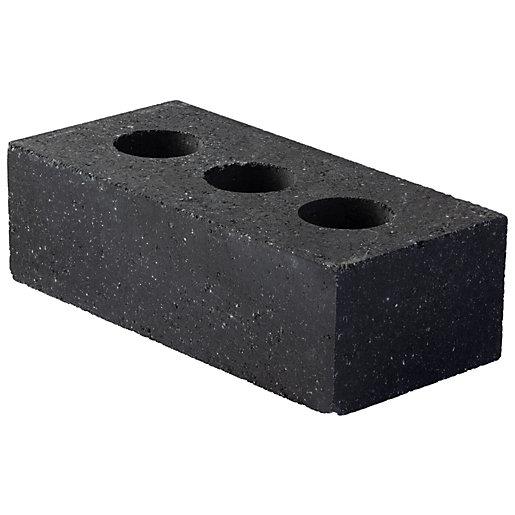 Marshalls Blue Perforated Engineering Brick - 215 x