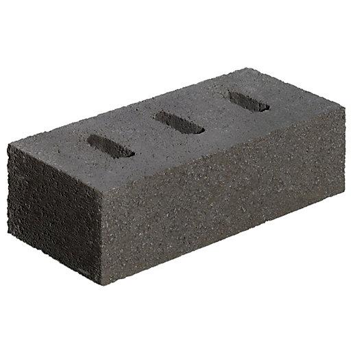 Marshalls Greylake Perforated Facing Brick - 215 x