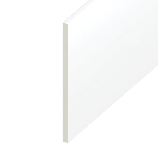 Wickes PVCu Soffit Reveal Liner - 225 x