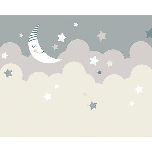 ohpopsi Nighttime Children�s Sky Wall Mural