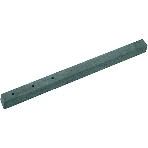 Wickes Fence Concrete Repair Spur - 75mm x