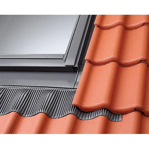 VELUX EDJ Recessed Tile Roof Window Flashing