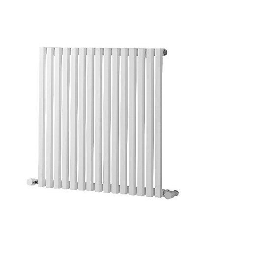 Wickes Grace Multi-Column Designer Radiator - White 1800