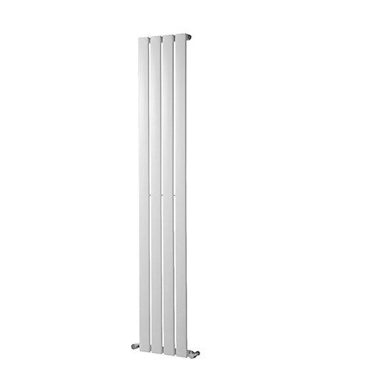 Wickes Haven Flat Panel Vertical Designer Radiator -