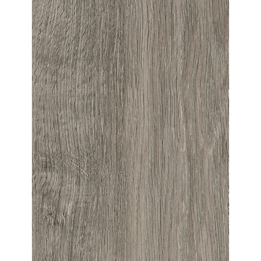 Elderwood Medium Grey Oak Laminate Flooring - Sample