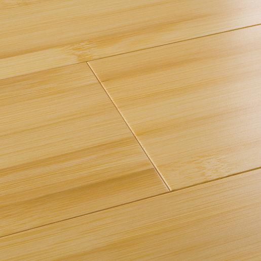 Style Blonde Bamboo Flooring Sample