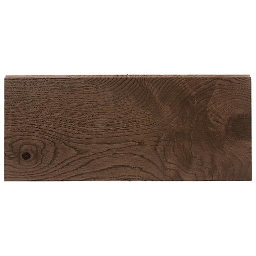 ليدز مقبول مزيج Dark Oak Wood Flooring, Dark Oak Wood Laminate Flooring