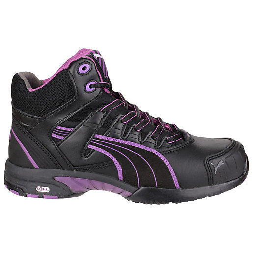 Puma Mid Stepper Womens Safety Trainer Boots -
