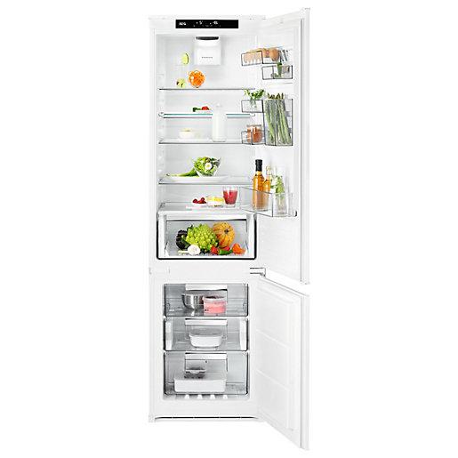 AEG CustomFlex Fridge Freezer SCE819E7TS
