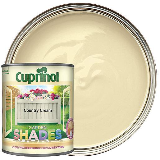 Cuprinol Garden Shades Matt Wood Treatment - Country