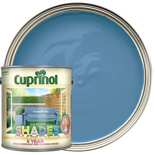 Cuprinol Garden Shades Matt Wood Treatment - Forget-Me-Not
