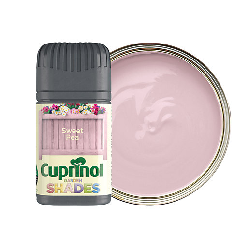 Cuprinol Garden Shades Testers are perfect for choosing