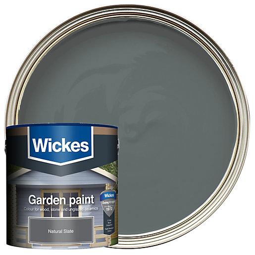 Wickes Garden Colour Matt Wood Treatment - Natural
