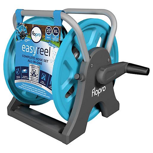 Flopro EasyReel Complete Hose Set - 20m