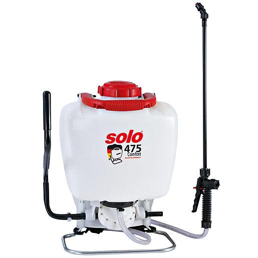 Solo 475D Comfort Garden Backpack Sprayer - 15L