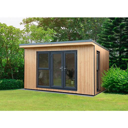 Forest Garden Xtend 4 x 3.42m Insulated Garden