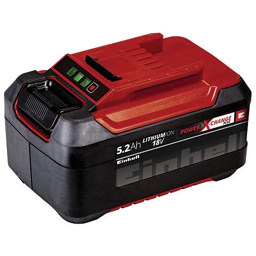 Einhell Power X-Change Plus 18V 5.2Ah Battery