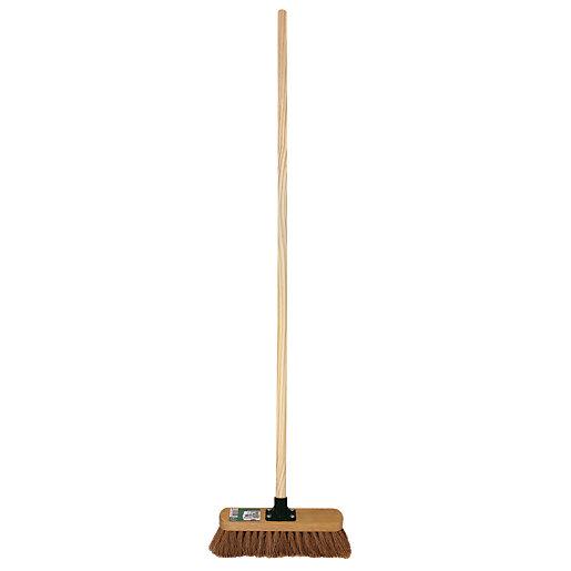 Deluxe Soft Coco Broom