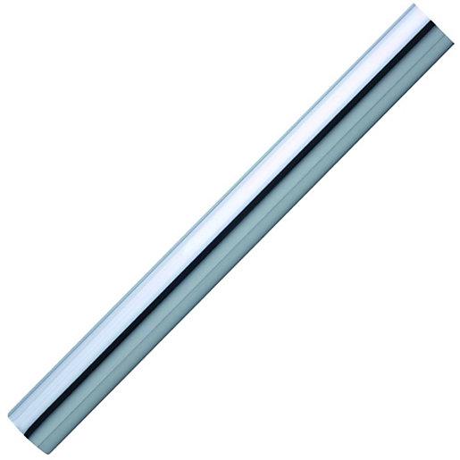 Wickes Polished Chrome Handrail - 40mm x 2.4m