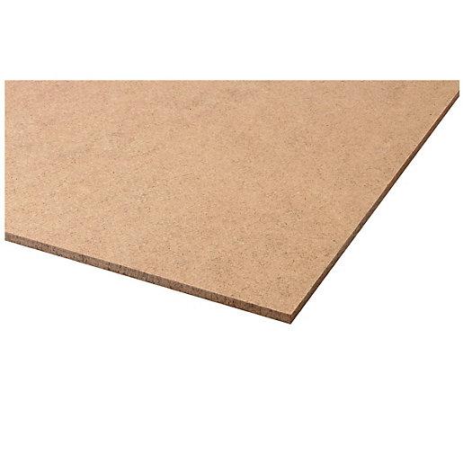 Wickes General Purpose Hardboard Sheet - 3 x
