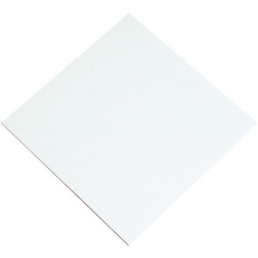 Wickes General Purpose White Faced Hardboard Sheet -