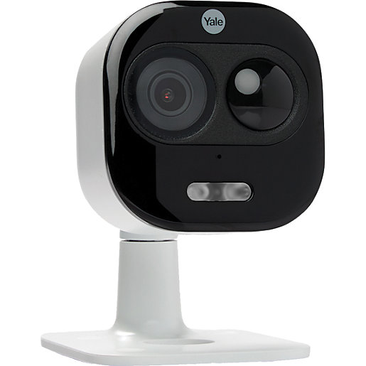 YALE SV-ADFX-W Smart Home Security CCTV Dome Full