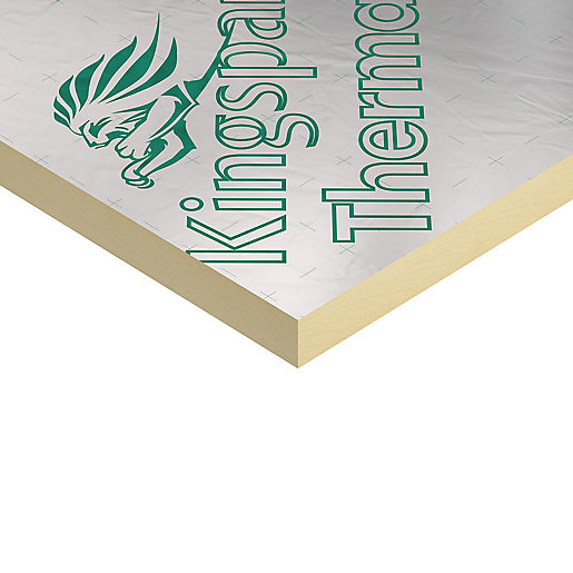 Kingspan TP10 Insulation Board - 2400 x 1200