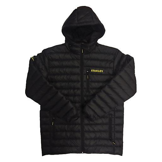 Stanley Scottsboro Puffa Jacket - Black