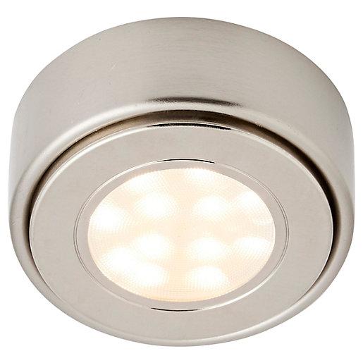 Ellen 1.5W Colour Changing Technology LED Round Cabinet