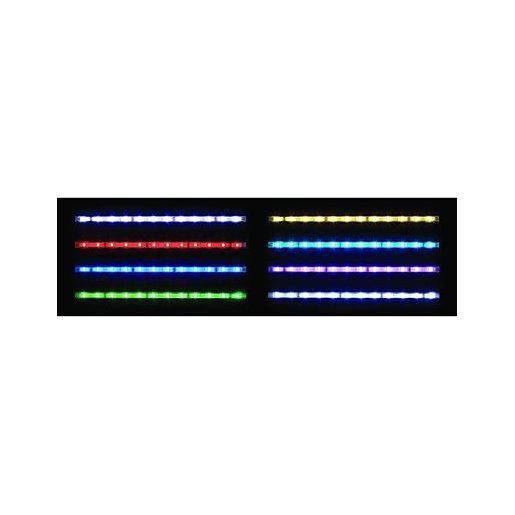Wickes Avi Multi-coloured LED Cabinet Striplight Kit 4W