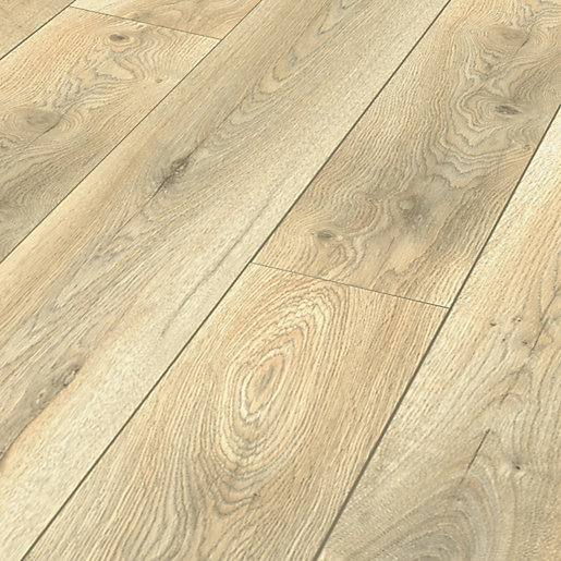 Abbotsbury Light Oak Laminate Flooring - 1.73m2