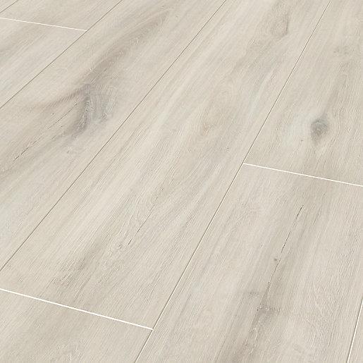Berwick White Oak Moisture Resistant Laminate Flooring -
