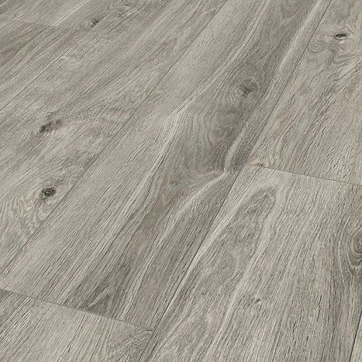 Kronospan Aramis Light Grey Oak Bionyl Pro Moisture