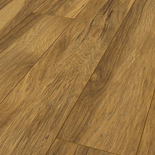 Madera Light Hickory Laminate Flooring, Hickory Laminate Flooring