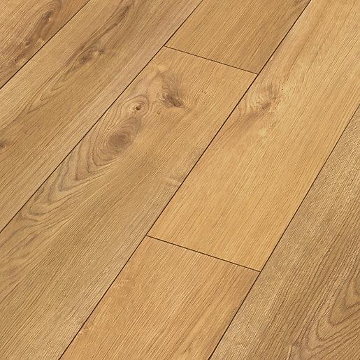 Floor Beading Trim Laminate, Wickes Arreton Grey Laminate Flooring 1 48m2