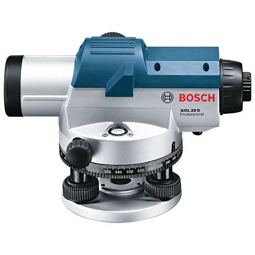 Bosch Professional GOL 20 D + BT 160