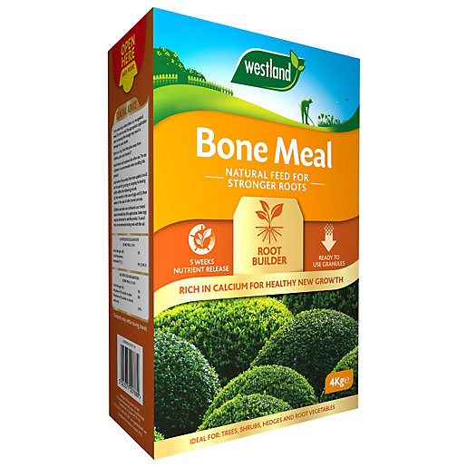 Bone meal Natural Feed 4kg