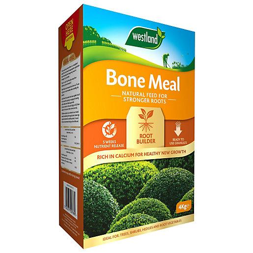 Westland Bone Meal Natural Fertiliser Feed - 4kg